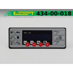 Sterownik REG-05 komplet w obudowie
